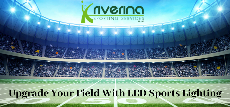 Sports Field Lighting Albury