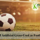 Types of Artificial Grass For Football Turf