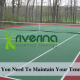 Maintain Your Tennis Court