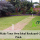 Tips for Ideal Backyard Cricket Pitch Installation