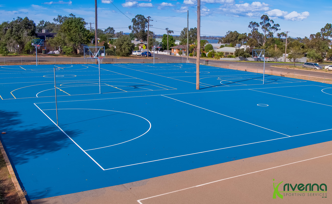 Multi Courts - Riverina Sporting Services