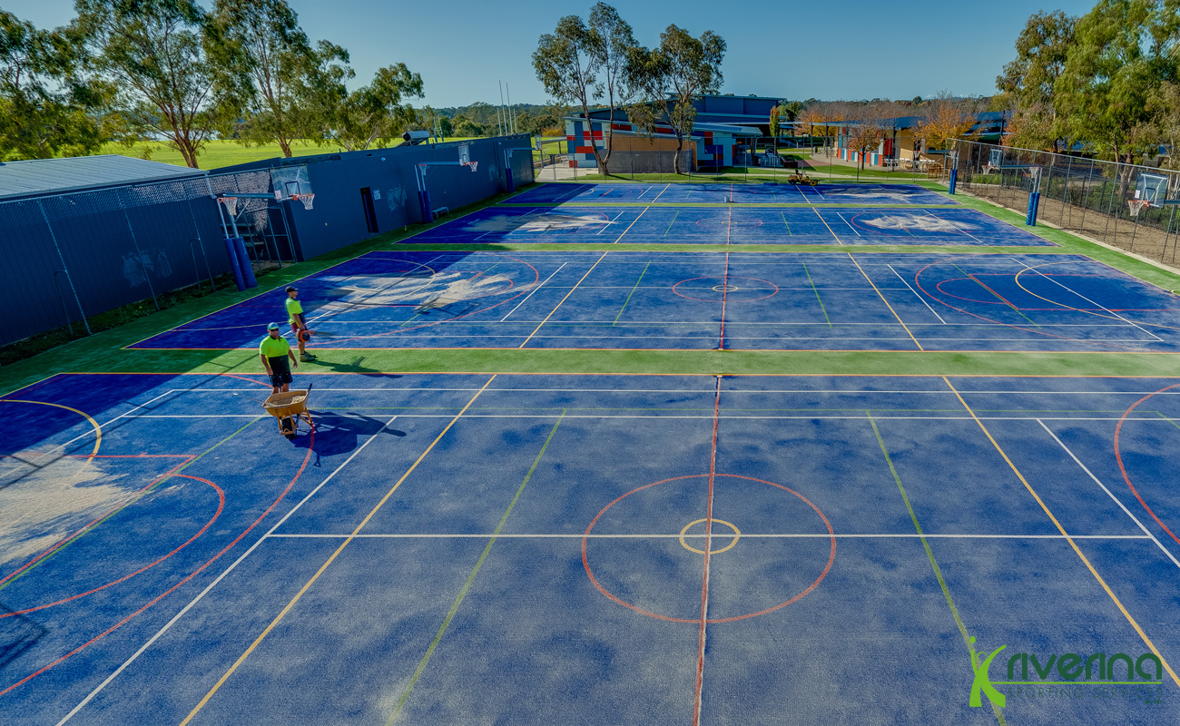 Maintenance - Riverina Sporting Services