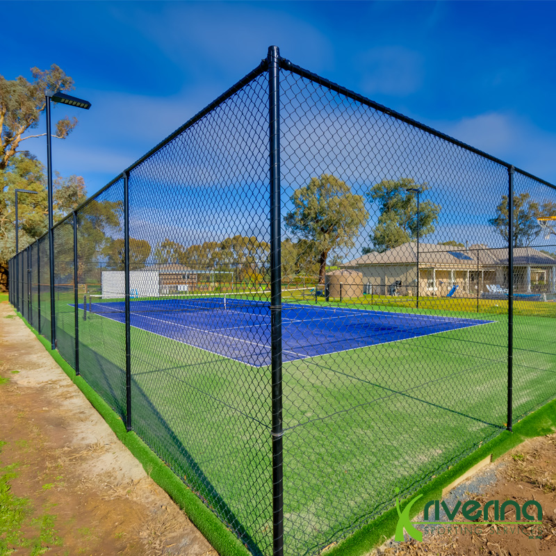 Private Tennis Court - Riverina Sporting Services